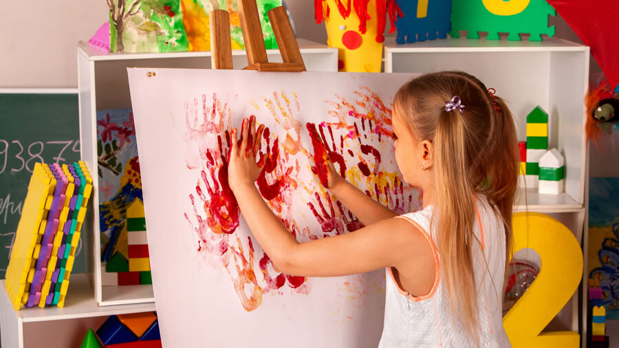 kunsttherapie malen lernovum kinder